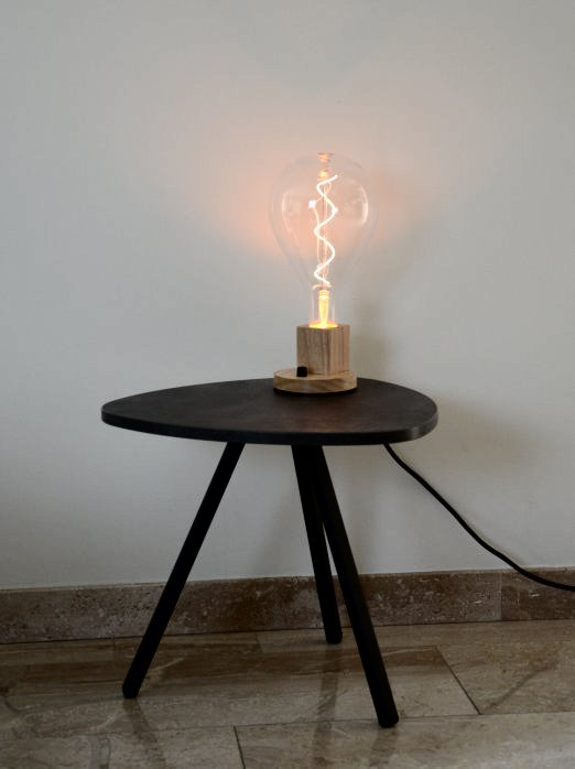 WoodenLamp+A165